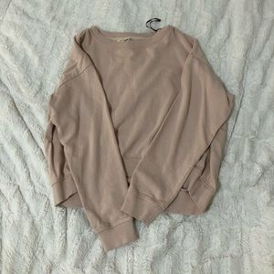 Basic Blush Sweater